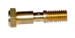 Messingdüse für Saugmund 3mm