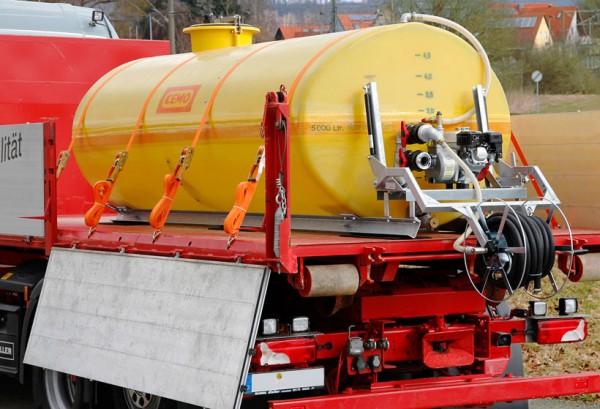Mobiles Bewässerungssystem BWS 500