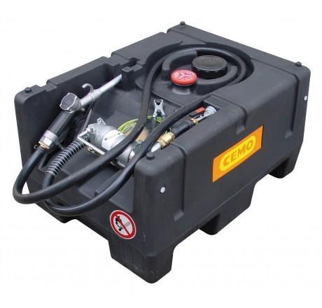 Benzintankanlage KS-Mobil Easy mit Elektropumpe 230V und Zapfpistole