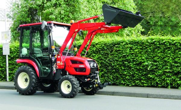 Berger Trac Kompakttraktor 2500h / 2900h / 3100h