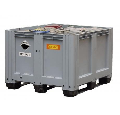 Altbatterie-Box
