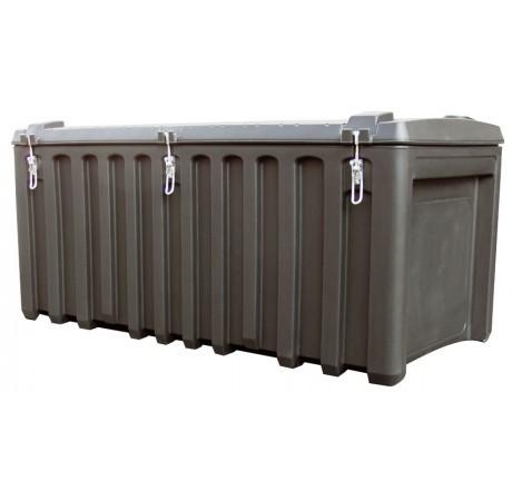 Werkzeugbox Cembox aus PE anthrazit 750 Liter