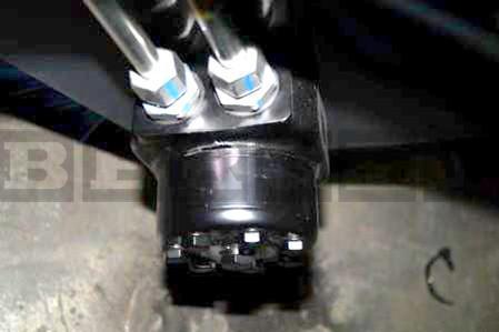 Kehrmaschinen HD-Besenmotor 200ccm