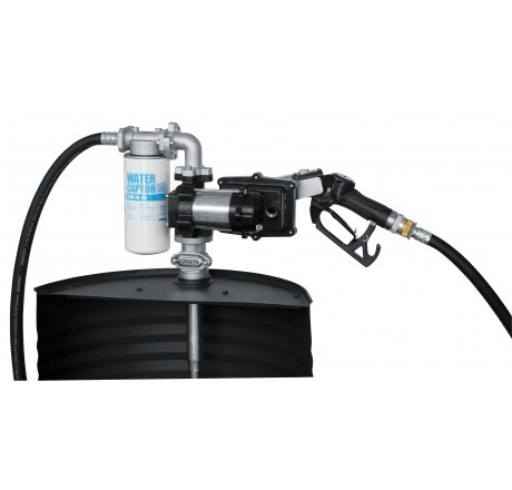 Elektropumpe Cematic EX für Benzin