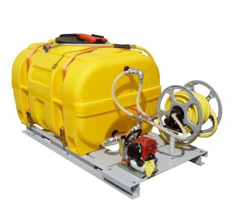 Mobiles Bewässerungssystem BWS 130-PE