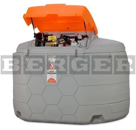 Cube Dieseltank Tankanlage Outdoor 5000 Liter