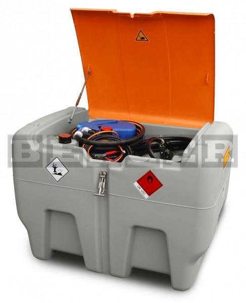 DT-Mobil Easy Combi 440-50 l Diesel-& AdBlue® Tank mit Klappdeckel
