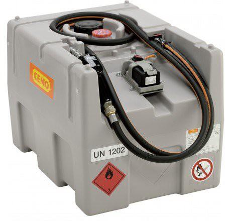 Dieseltank DT-Mobil Easy mit LiFePO4-Akku & Ladegerät