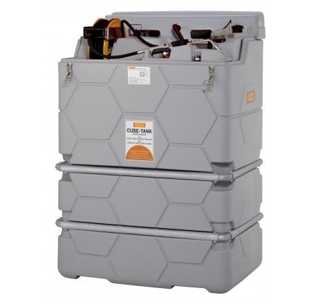 Cube-Schmierstofftank Indoor Premium