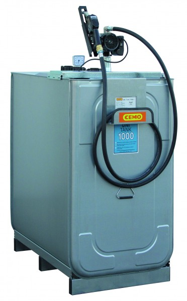 Dieseltankstation Uni-Tank Einsteigerpaket 1000 Liter Premium