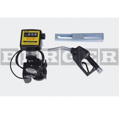 Elektropumpe Cematic 56 K33 AZ für Diesel mit Zubehör