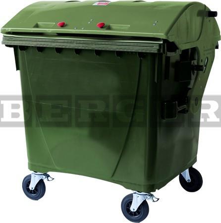Müllgroßbehälter 1100 L