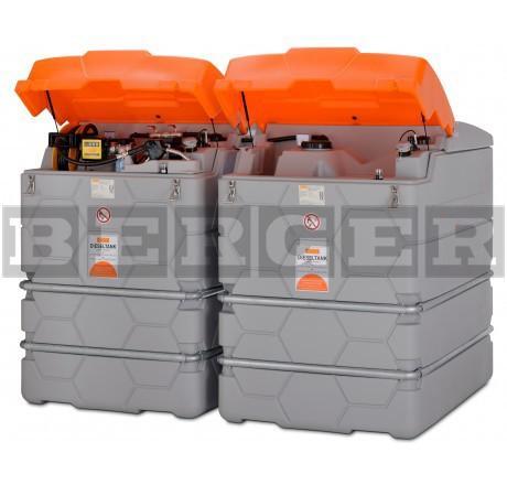 Cube Dieseltankanlage 5000 Liter Outdoor Premium