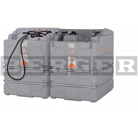 Cube Dieseltankanlage 5000 Liter Indoor Basic