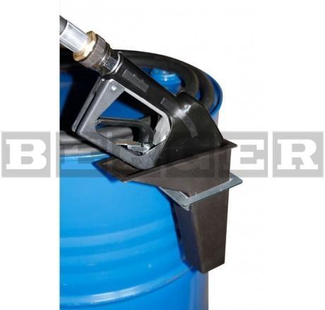Zapfpistolenhalter für Fässer 60 l und 200 l