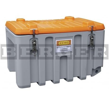 Werkzeugbox Cembox aus PE grau/orange