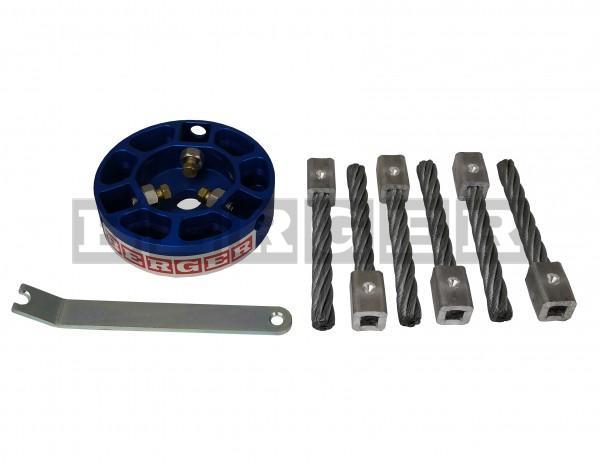 Wildkrautbesen für Motorsense 25.4mm