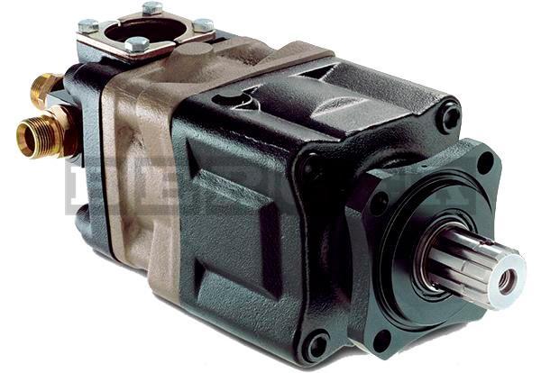 Kran Hydraulikpumpe Konstantpumpe Zweikreis SL-Serie