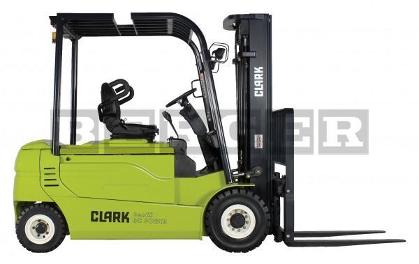 Clark Elektrogabelstapler GEX 20/25/30s/30L