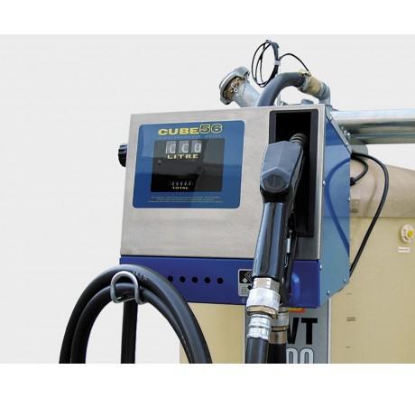 Elektropumpe ca. 50 l/min 230 V
