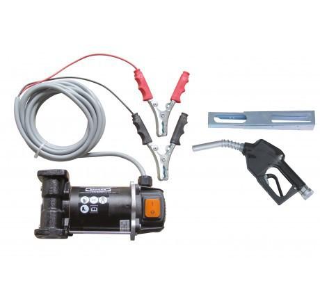 Elektropumpe Cematic 3000/24 AZ mit Zubehör