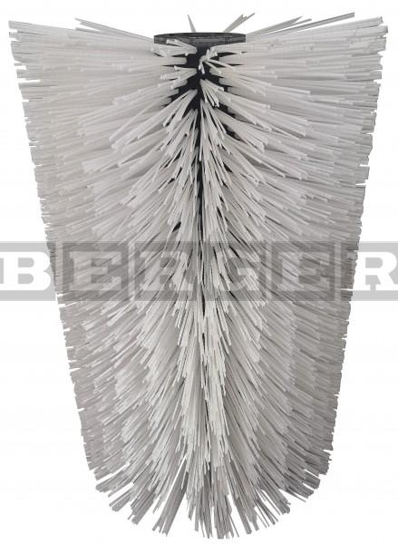 Kehrwalze für Kehrmaschinen Ø500 x 750mm PP weiß