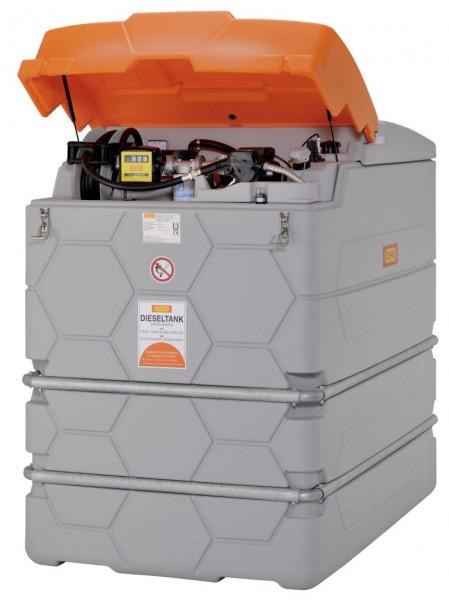 Cube-Dieseltank Outdoor Premium