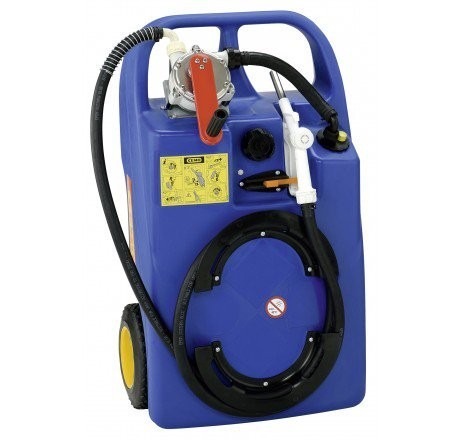 AdBlue® Trolley mit Kurbelpumpe