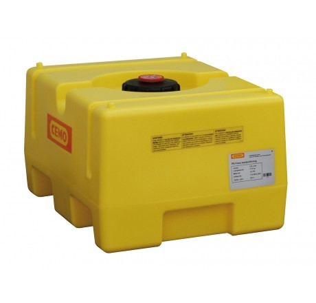 PE-Fass kofferförmig