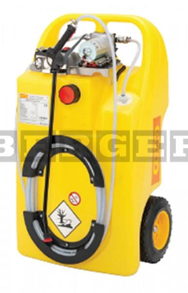 Mobiles Desinfektions Sprühgerät Caddy 60 Liter 12 V