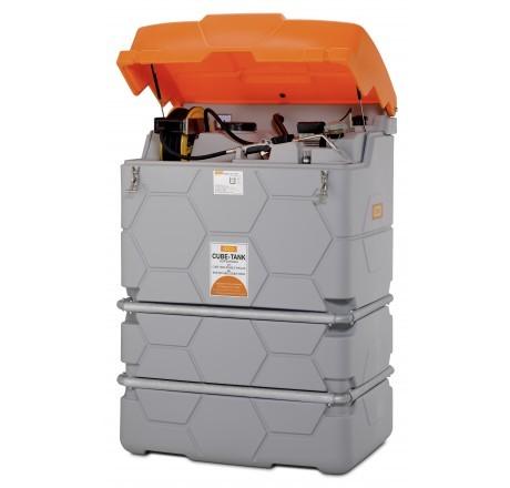 Cube-Schmierstofftank Outdoor Premium