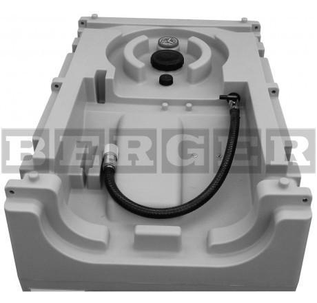 Dieseltank DT-Mobil Easy ohne Pumpe und Schnellkupplung mit ADR-Zulassung