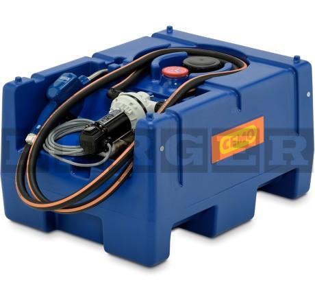 AdBlue® Tank Blue-Mobil Easy 125 l mit Membranpumpe