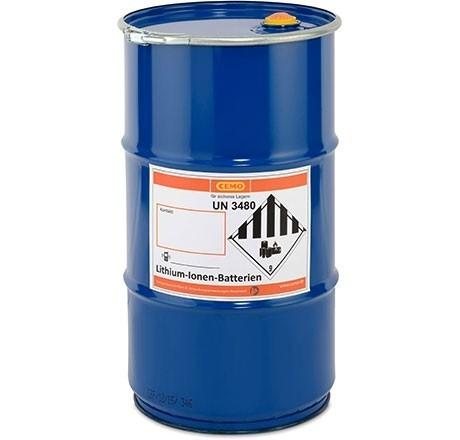 Akku Sicherheitstonne 60 Liter