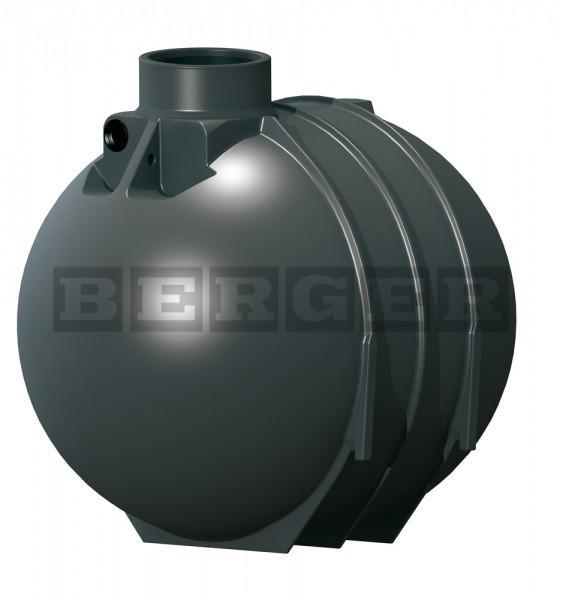 Abwassertank Sammelgrube Black Line II