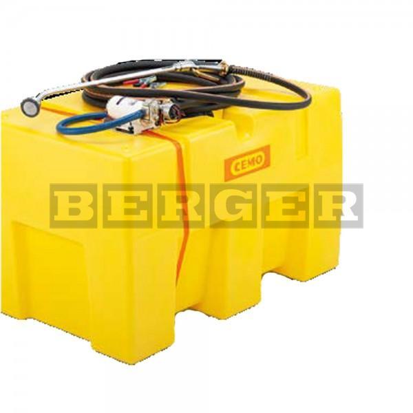 Mobiles Bewässerungssystem BWS 25 PRO PE