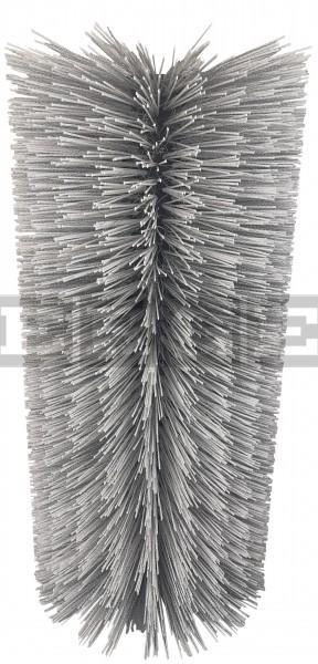 Kehrwalze für Kehrmaschinen Ø510 x 1000mm Mischbesatz Kunststoff Welldraht