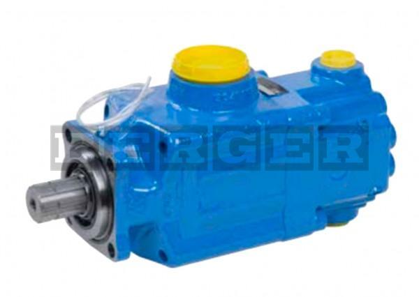 Kran Hydraulikpumpe Konstantpumpe Zweikreis PA-Serie