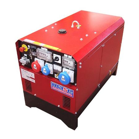 Stromerzeuger Mase PD 10.6 S