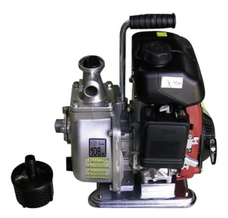 Motorpumpe ca. 130 l/min mit Honda-Benzinmotor