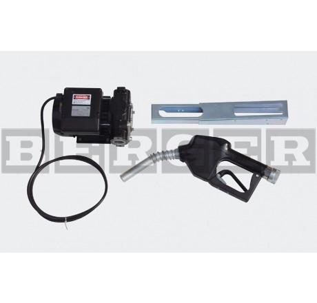 Elektropumpe Cematic 56 AZ für Diesel mit Zubehör