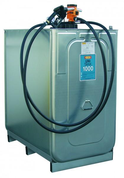 Dieseltankstation Uni-Tank Einsteigerpaket 1000 Liter Basic