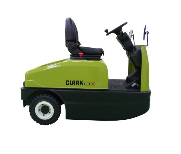 Clark Elektro Dreirad Schlepper CTX 40/70