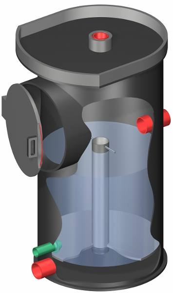 Trinkwasser Quellstube System Schuler