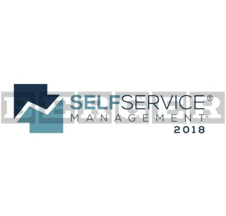 Software SELF SERVICE MANAGEMENT 2018