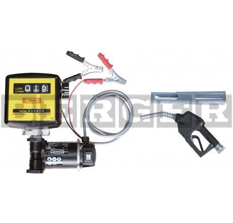 Elektropumpe Cematic 3000/12 K33 AZ für Diesel mit Zubehör