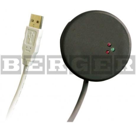 Converter für Datenübertragung mittels Verbindungskabel zur Pumpe ohne PC-Software f