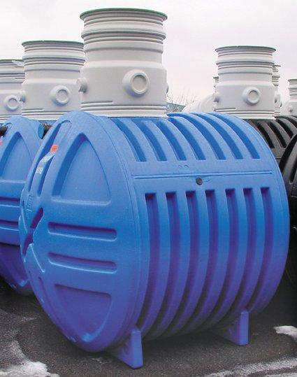 Berger Trinkwasserspeicher Standard