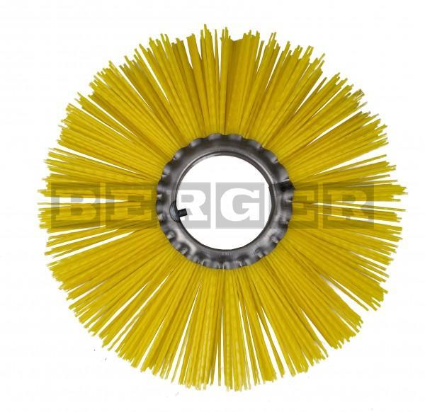 Scheibenbesen für Kehrmaschinen Ø300mm Kunststoff