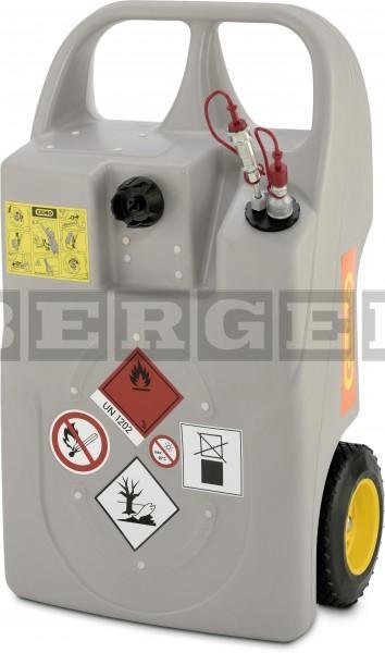 Dieseltrolley & Heizöltrolley mit Schnellkupplung